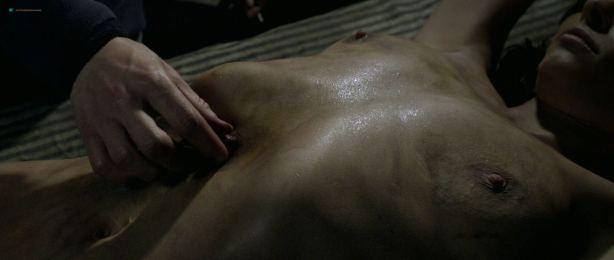 Jenny Spain nude bush and butt - Deadgirl (2008) HD 720p BluRay (4)