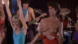 Kristi Somers nude topless Darcy DeMoss, Teal Roberts and others nude too - Hardbodies (1984) HD 1080p (7)