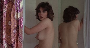 Lynne Frederick nude bush and topless - Schizo (1976) HD 1080p BluRay (6)