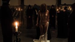Manon Pages nude full frontal - The Demonologist (2018) HD 1080p Web (12)