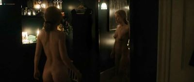 Rosamund Pike nude full frontal - A Private War (2018) HD 1080p BluRay (19)