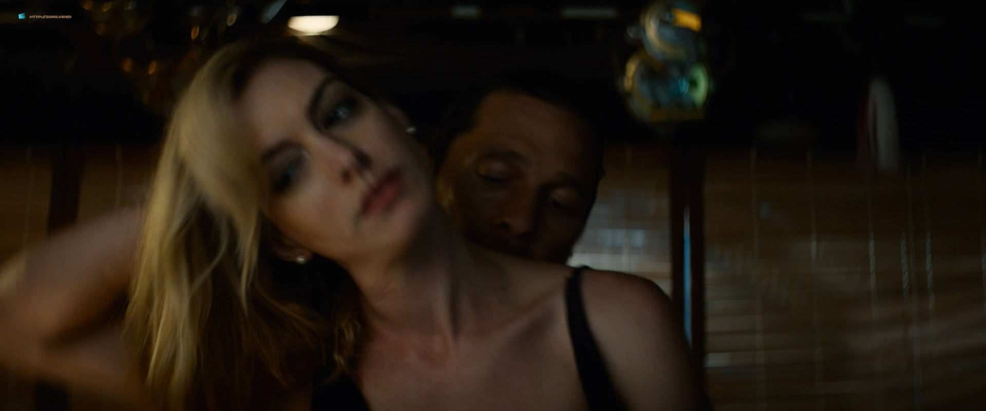 Anne Hathaway hot in sex scene - Serenity (2019) HD 1080p BluRay (11)