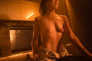 Ashley Dougherty nude topless and sex - Doom Patrol (2019) s1e1 HD 1080p (4)