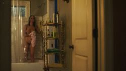 Frankie Shaw nude full frontal in the shower- Smilf (2019) s2e5 HD 1080p (3)