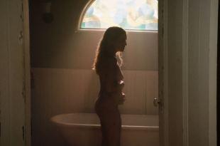 Sabrina Kern nude butt and sideboob – St. Agatha (2018) HD 1080p Web