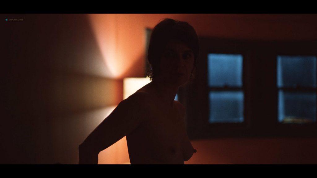 Irène Jacob nude full frontal - The OA (2019) s2e5 HD 1080p (6)