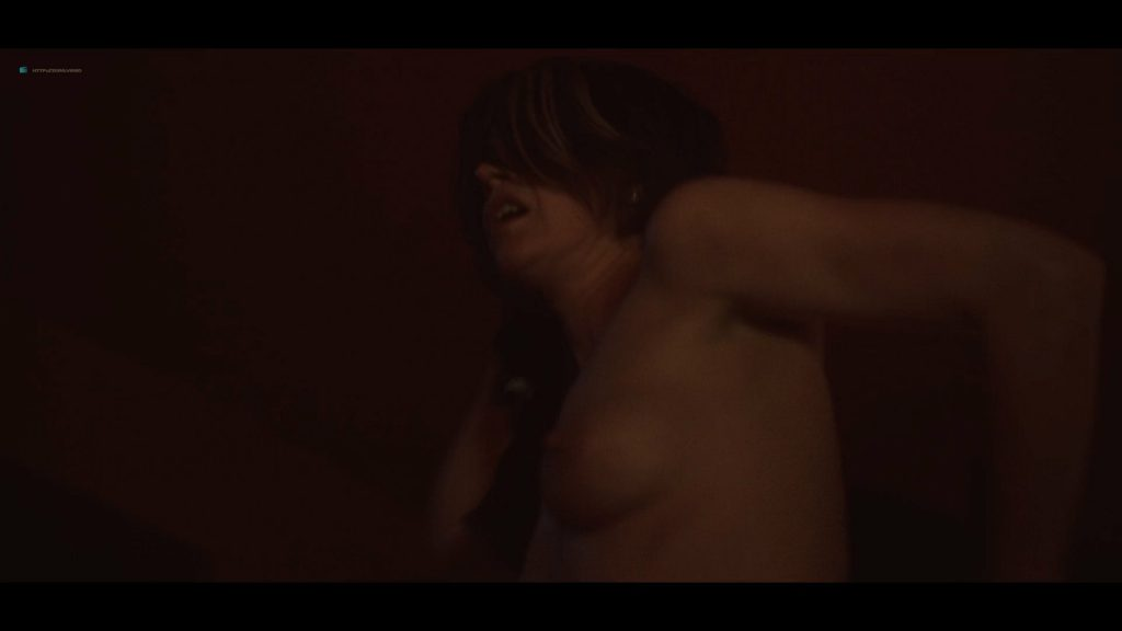 Irène Jacob nude full frontal - The OA (2019) s2e5 HD 1080p (2)