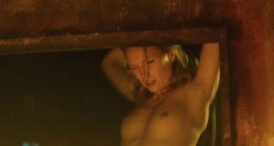 Jenna Harrison nude butt and topless and Karishma Ahluwalia nude - Chimera Strain (2018) HD 1080p Web (5)