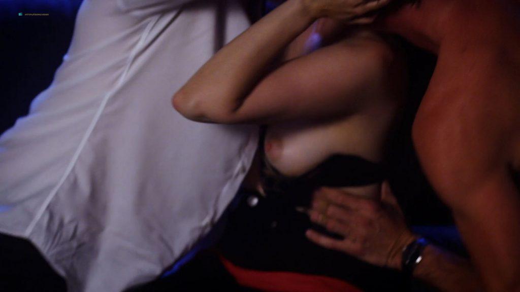Kelli Berglund nude sex Roxane Mesquida nude sex thtreesome again - Now Apocalypse (2019) s1e9 HD 1080p (3)