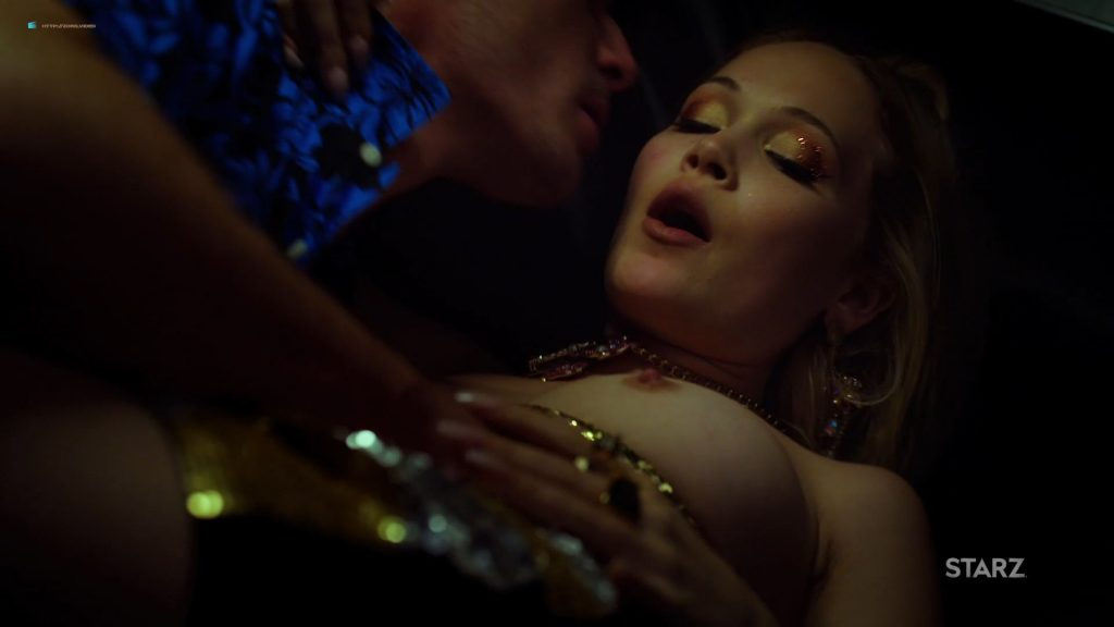 Kelli Berglund nude topless Cleopatra Coleman hot - Now Apocalypse (2019) s1e5 HD 1080p (5)