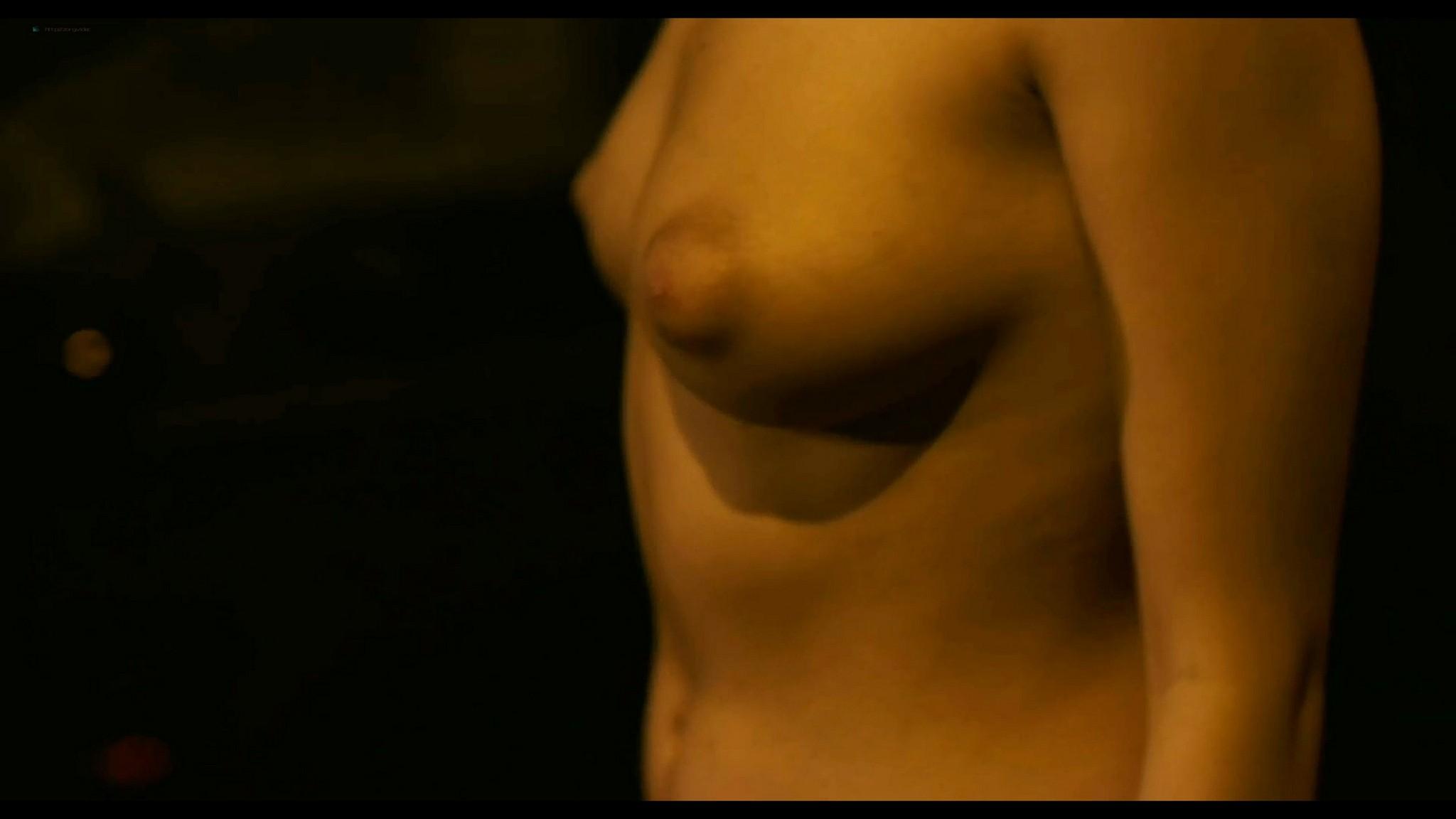 Lola Creton nude full frontal and Chiara Mastroianni nude sex - Bastards (2013) HD 1080p (15)