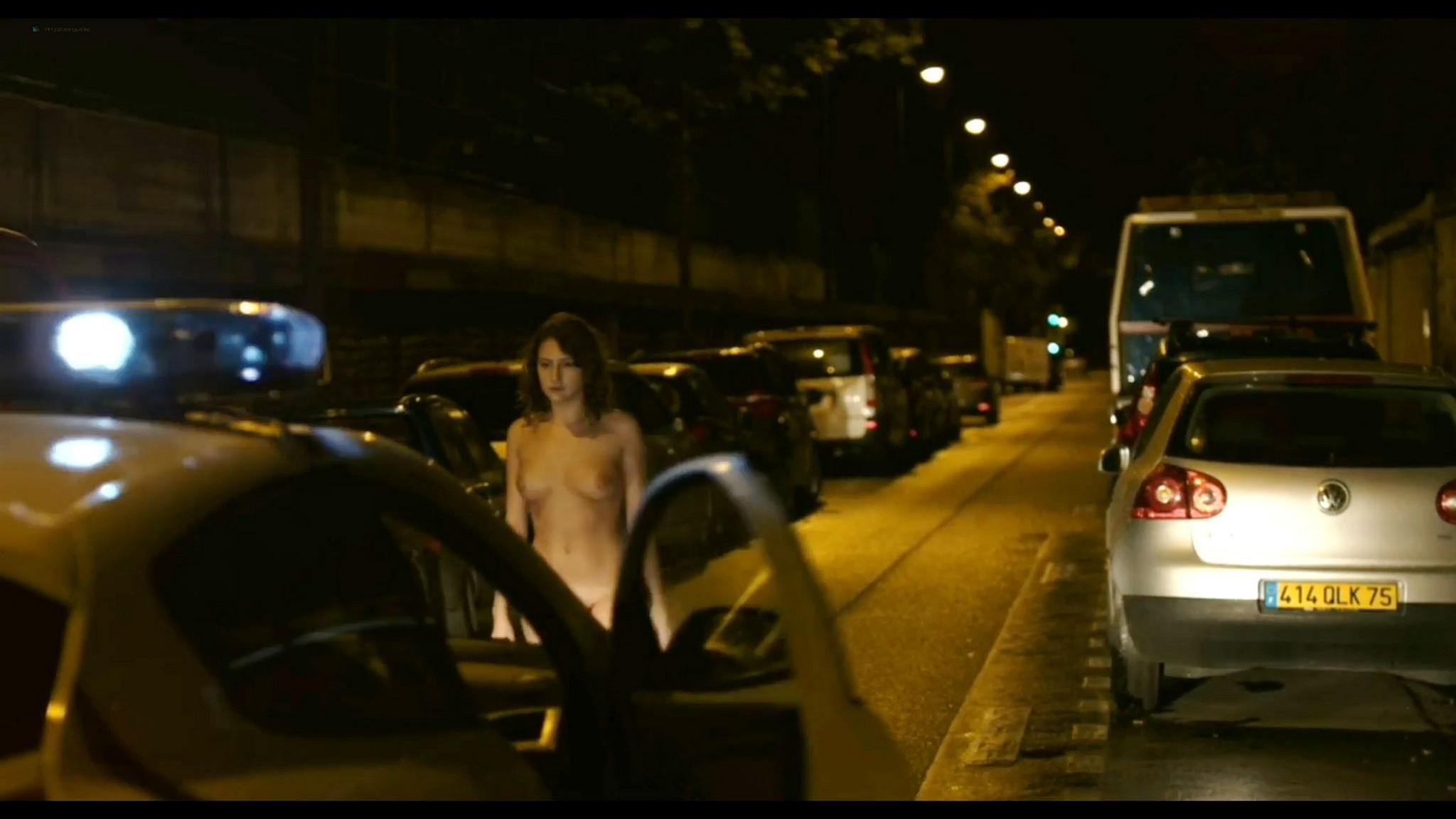 Lola Creton nude full frontal and Chiara Mastroianni nude sex - Bastards (2013) HD 1080p (11)