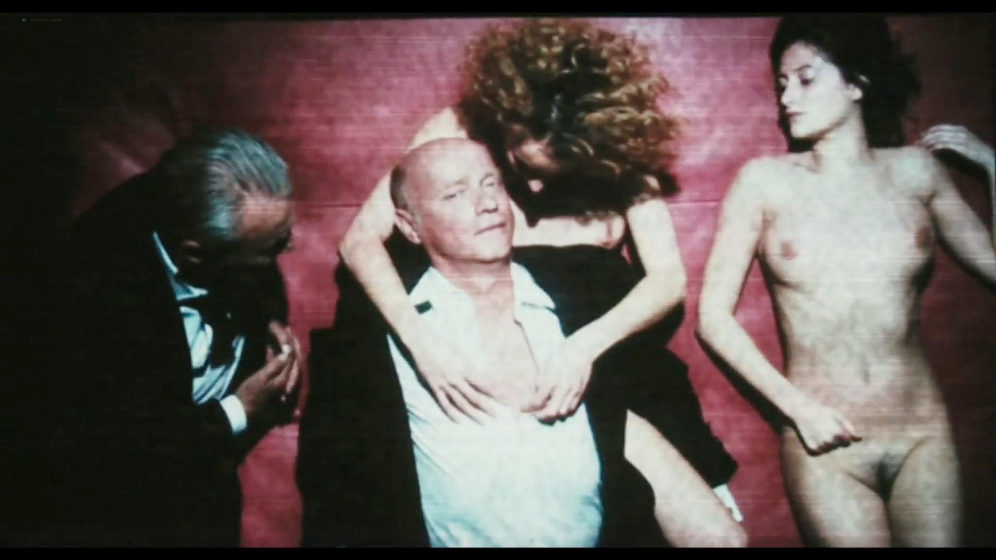 Lola Creton nude full frontal and Chiara Mastroianni nude sex - Bastards (2013) HD 1080p (10)