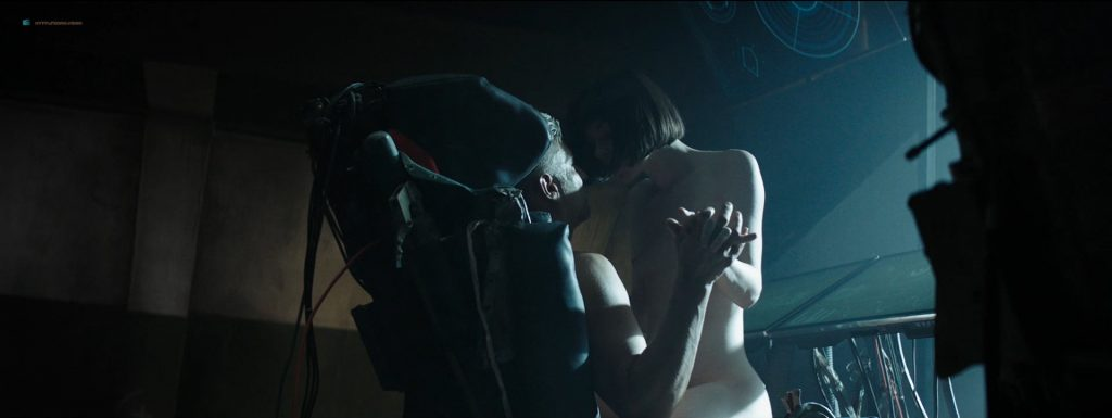 Stoya nude full frontal - A.I. Rising (RS-2018) HD 1080p (7)