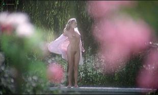 Ursula Andress nude full frontal Carla Romanelli and Luciana Paluzzi nude bush too in The Sensuous Nurse (1975)