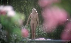 Ursula Andress nude full frontal Carla Romanelli and Luciana Paluzzi nude bush too in The Sensuous Nurse (1975) (10)