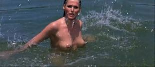 Ursula Andress nude topless and skinny dipping - The Southern Star (1969)