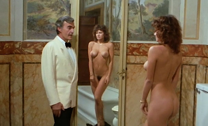 Carmen Russo nude full frontal Anna Veneziano and Mariangela Giordano nude too - Patrick Still Lives (IT-1980) (17)