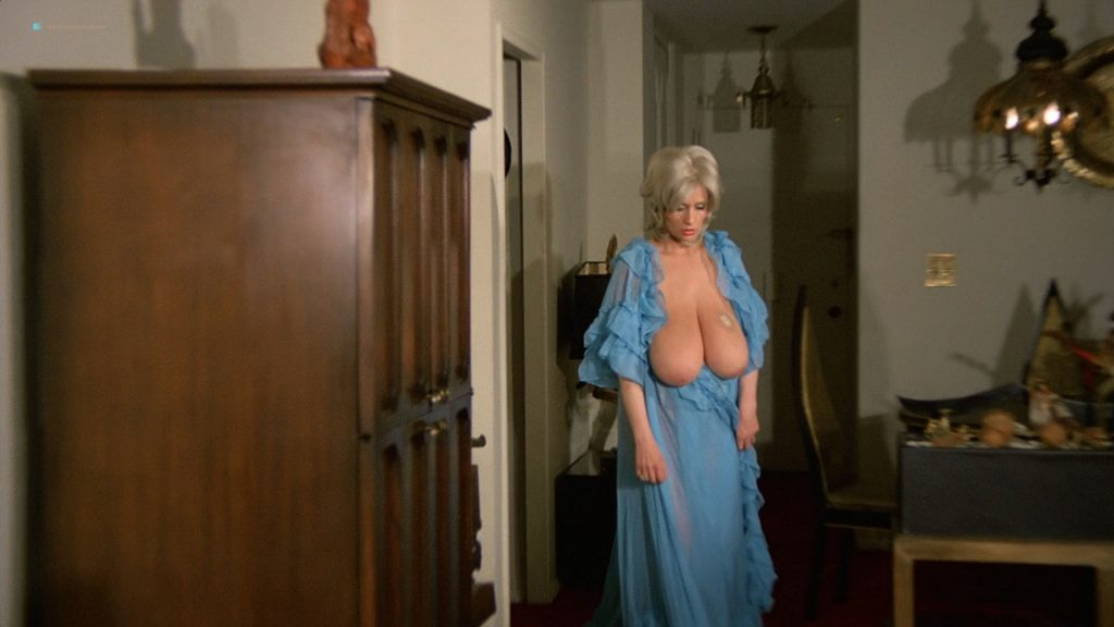 Chesty Morgan nude topless and Tempest Storm nude too - Double Agent 73 (1974) HD 1080p BluRay (9)