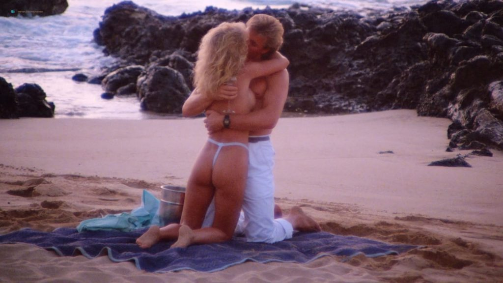 Dona Speir nude Hope Marie Carlton and Patty Duffek nude too- Hard Ticket to Hawaii (1987) HD 1080p BluRay (13)