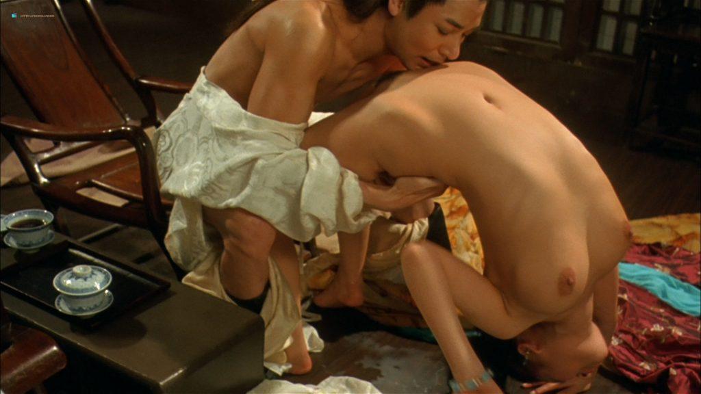Hikaru Wakana nude full frontal Kaera Uehara and others nude lot of sex - Sex & Chopsticks 2 (HK-2009) HD 1080p BluRay (9)