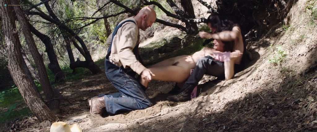 Jamie Bernadette nude full frontal Maria Olsen topless - I Spit on Your Grave: Deja Vu (2019) HD 1080p BluRay (14)