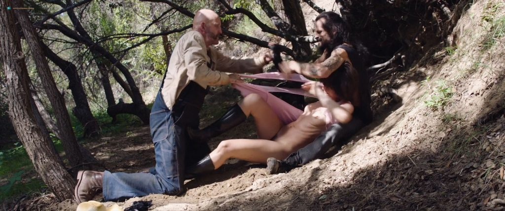 Jamie Bernadette nude full frontal Maria Olsen topless - I Spit on Your Grave: Deja Vu (2019) HD 1080p BluRay (13)