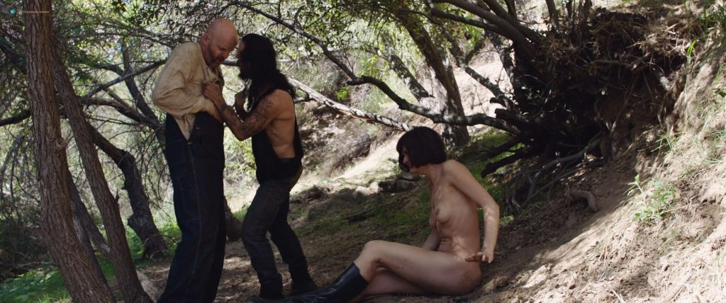 Jamie Bernadette nude full frontal Maria Olsen topless - I Spit on Your Grave: Deja Vu (2019) HD 1080p BluRay (12)