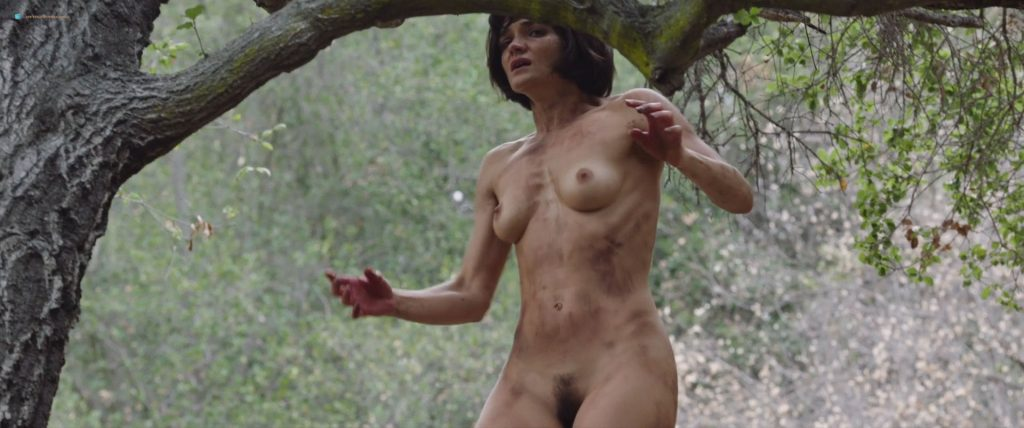 Jamie Bernadette nude full frontal Maria Olsen topless - I Spit on Your Grave: Deja Vu (2019) HD 1080p BluRay (4)