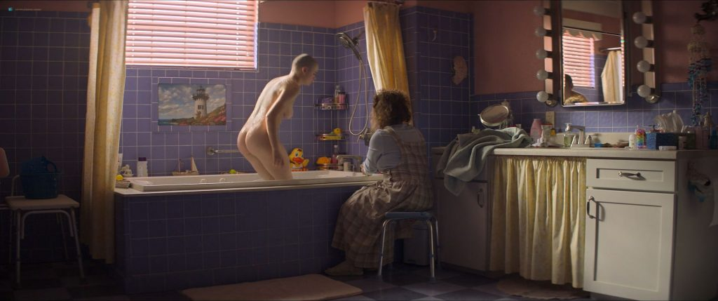 Joey King nude butt - The Act (2019) s1e4 HD 1080p WEB (7)