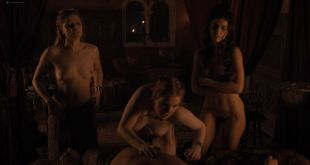 Josephine Gillan nude full frontal Lucy Aarden nude - Game of Thrones(2019) s8e1 HD 720/1080p (10)