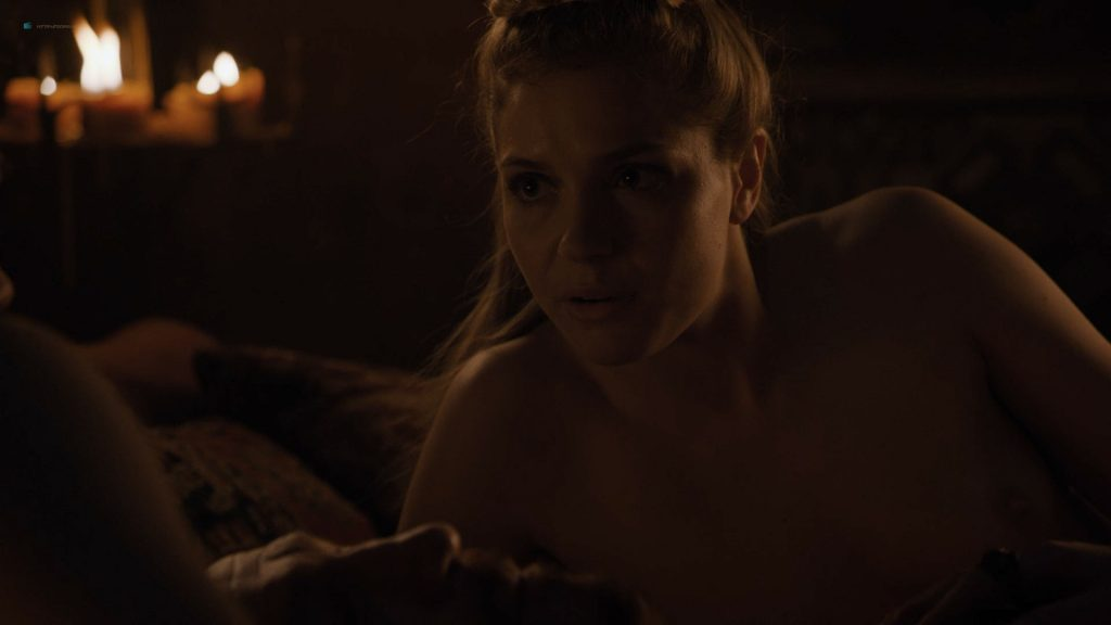 Josephine Gillan nude full frontal Lucy Aarden nude - Game of Thrones(2019) s8e1 HD 720/1080p (6)