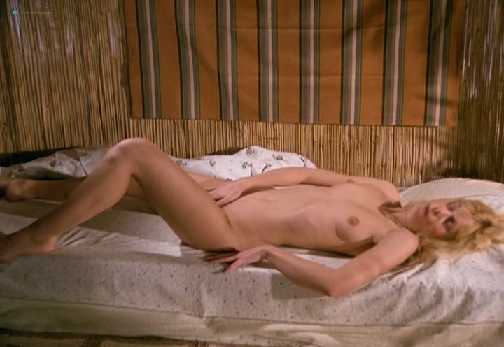 Laura Gemser nude full frontal Simone Brahmann and other nude and lot of sex - Love Camp (DE-1981) (13)