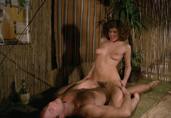 Laura Gemser nude full frontal Simone Brahmann and other nude and lot of sex - Love Camp (DE-1981) (7)