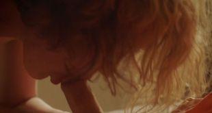 Luise Heyer nude explicit blow job - Fado (2016) HD 1080p (3)