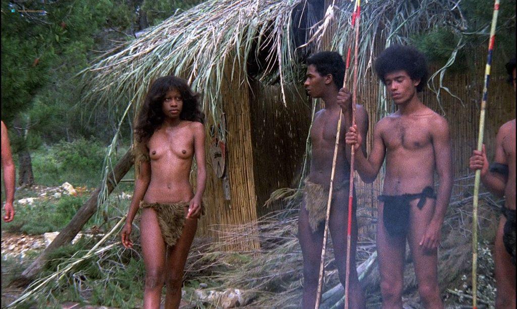 Ursula Buchfellner nude full frontal Aline Mess, Muriel Montossé nude bush and sex - Devil Hunter (DE-FR-1980) HD 1080p (19)