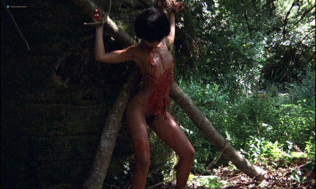 Ursula Buchfellner nude full frontal Aline Mess, Muriel Montossé nude bush and sex - Devil Hunter (DE-FR-1980) HD 1080p (16)