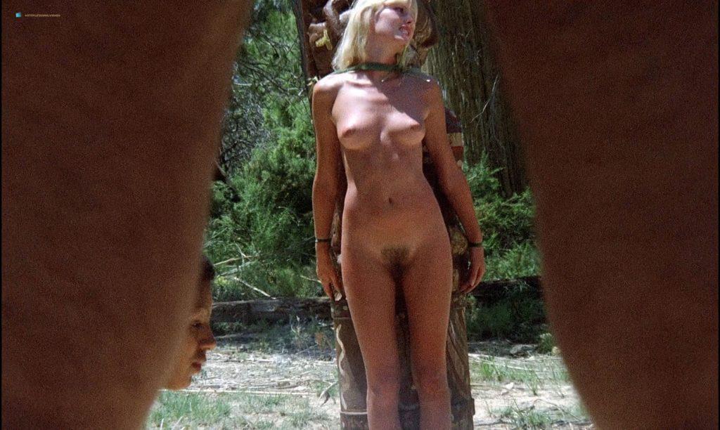 Ursula Buchfellner nude full frontal Aline Mess, Muriel Montossé nude bush and sex - Devil Hunter (DE-FR-1980) HD 1080p (9)