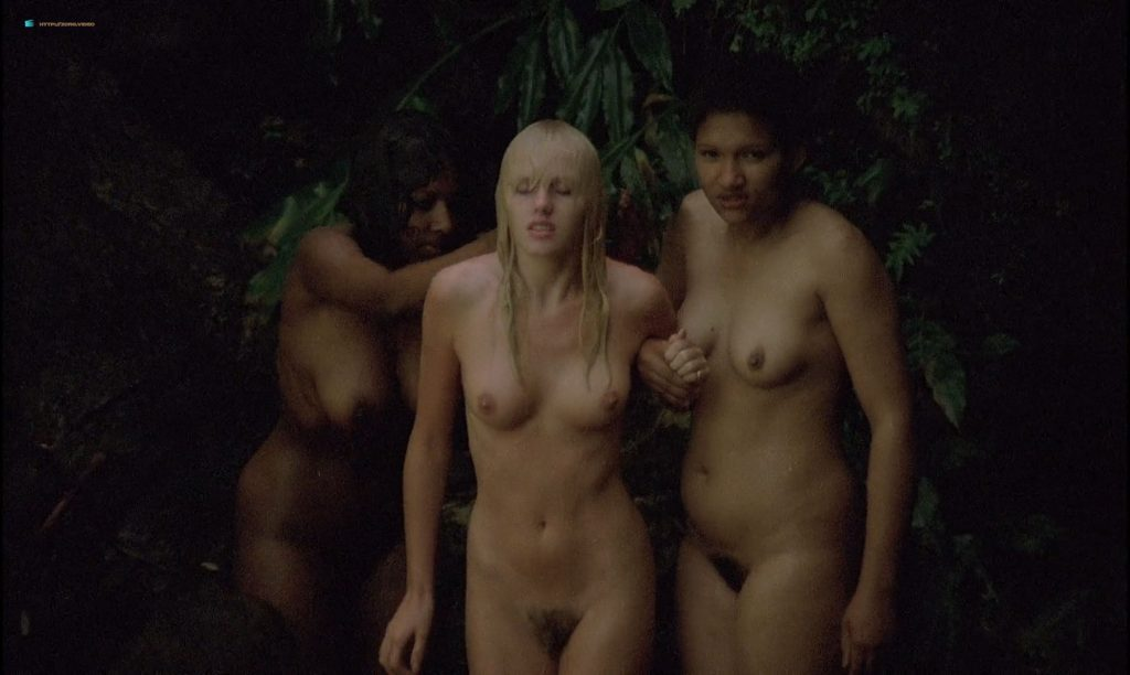 Ursula Buchfellner nude full frontal Aline Mess, Muriel Montossé nude bush and sex - Devil Hunter (DE-FR-1980) HD 1080p (6)