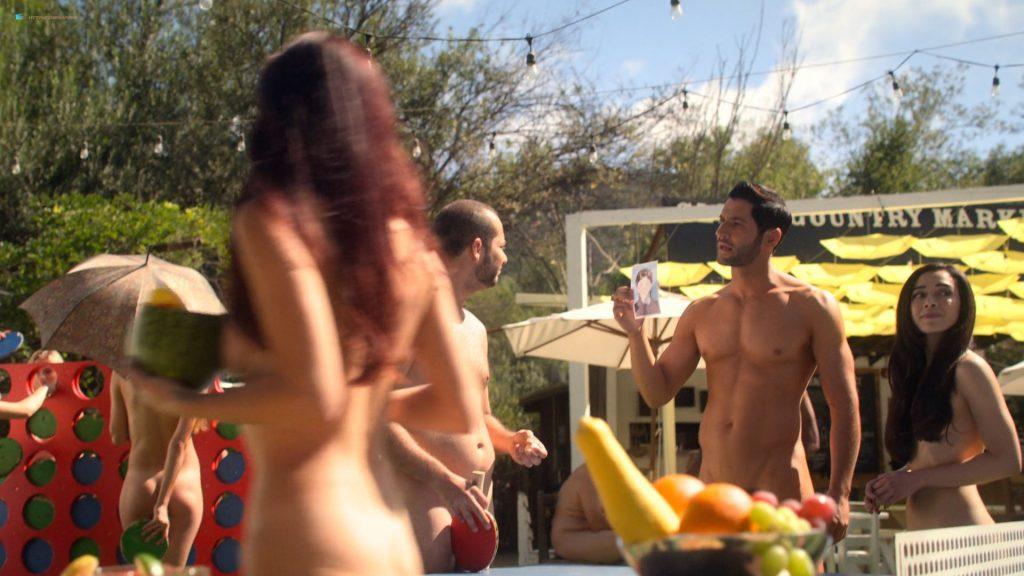 Aimee Garcia nude butt - Lucifer (2019) s4e6 HD 1080p (5)