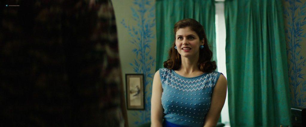 Alexandra Daddario hot and sexy - We Have Always Lived in the Castle (2018) HD 1080p WEB (8)