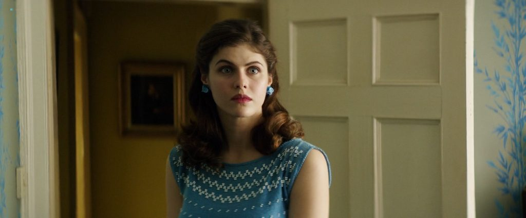 Alexandra Daddario hot and sexy - We Have Always Lived in the Castle (2018) HD 1080p WEB (6)