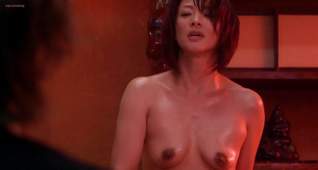 Asuka Kurosawa nude and sex and Megumi Kagurazaka and Hikari Kajiwara nude sex too - (JP-2010) HD 720p (6)