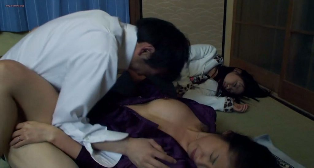 Asuka Kurosawa nude and sex and Megumi Kagurazaka and Hikari Kajiwara nude sex too - (JP-2010) HD 720p (2)