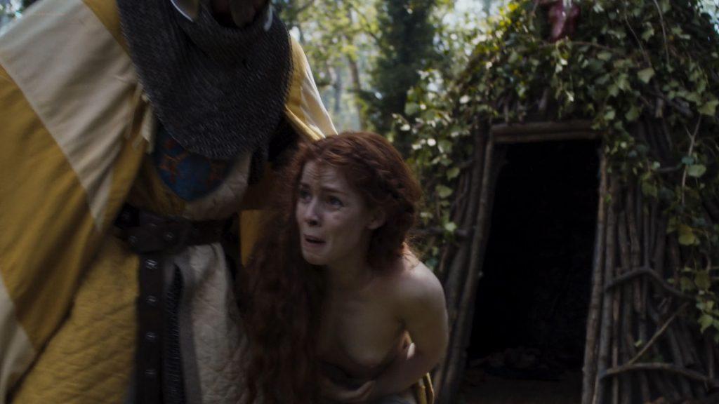 Camilla Diana and Nina Fotaras nude too- The Name of the Rose (2019) S1 HD 1080p (11)