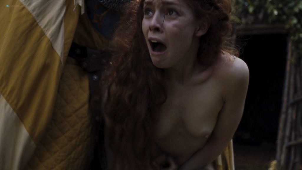 Camilla Diana and Nina Fotaras nude too- The Name of the Rose (2019) S1 HD 1080p (10)