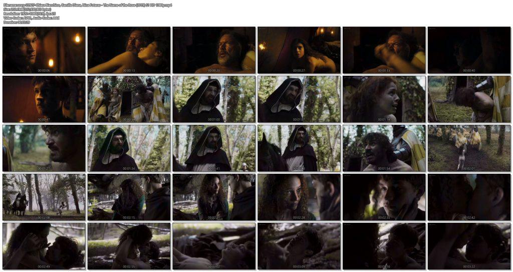 Camilla Diana and Nina Fotaras nude too- The Name of the Rose (2019) S1 HD 1080p (1)