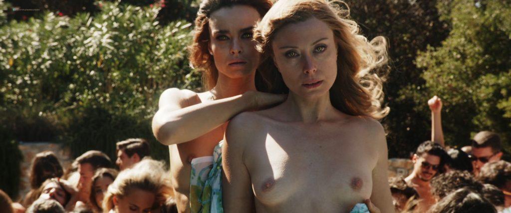 Elena Sofia Ricci nude sex Kasia Smutniak and others nude too - Loro (IT-2018) HD 1080p BluRay (5)
