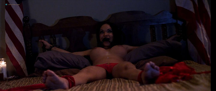 Emily Mena nude and bound Kyuubi Arbogast nude too - Rottentail (2018) (14)
