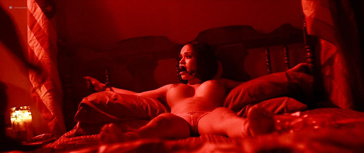 Emily Mena nude and bound Kyuubi Arbogast nude too - Rottentail (2018) (12)